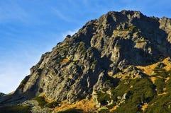 Hautes montagnes de Tatras Images stock