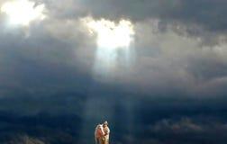 Hautes plaines Photographie stock libre de droits