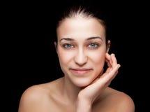 Hautperfektion Stockfotografie