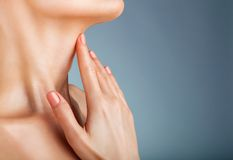 Hautpflege Lizenzfreie Stockfotos