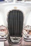 1952 hauts étroits de Jaguar XK 120 images stock