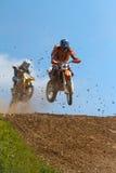 Hauts aviateurs Image stock