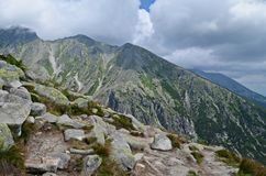 Hauts tatras Photos stock
