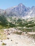 hauts tatras de la Slovaquie Photos libres de droits