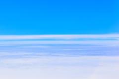 Hav av ââclouds Royaltyfri Fotografi