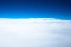 Hav av moln Royaltyfria Bilder