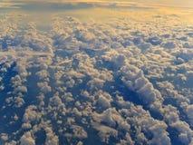 Hav av molnet Royaltyfria Bilder