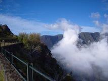 Hav av molnet Royaltyfri Bild