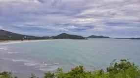 Hav av Thailand (Pattaya) Arkivfoto