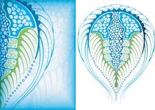hav för 3 microorganism vektor illustrationer