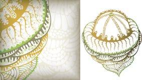 hav för 4 microorganism stock illustrationer