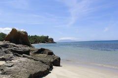 hav för 2 liggande Fotografering för Bildbyråer