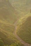 Hav för punkt för Krungshing dimmasikt av dimma Royaltyfria Foton