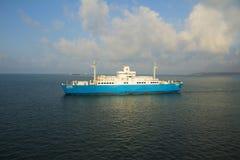 hav för samui för färjaökoh Royaltyfri Fotografi