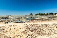 Hav i Cayenne fotografering för bildbyråer