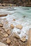Hav i den Gozo ön, Malta Arkivbild