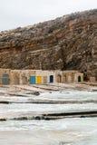 Hav i den Gozo ön, Malta Royaltyfria Foton