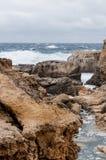 Hav i den Gozo ön, Malta Arkivfoton