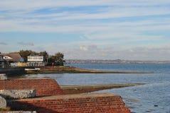 Hav i England Arkivfoton