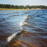 Hav i Sverige Arkivfoto