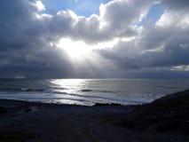 Hav-kust Royaltyfri Fotografi