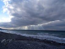 Hav-kust Arkivfoton