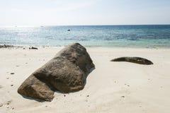 Hav och djungeln på den Tarutao medborgaren Marine Park som är sydlig av t Royaltyfria Foton