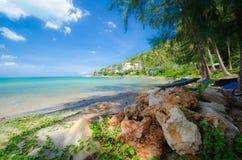 Hav och hav Fotografering för Bildbyråer
