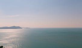 Hav och hav Royaltyfri Foto