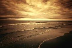 Hav och hav Royaltyfria Bilder