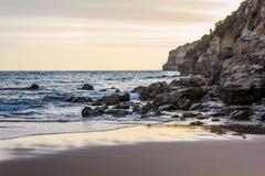 Hav och rocks Arkivfoto