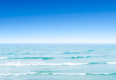 Hav och Sky arkivbilder