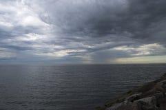Hav och Sky Royaltyfri Foto