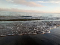 Hav och våg Arkivbilder