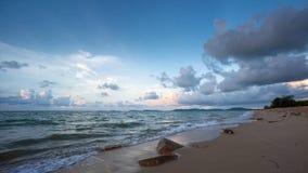 Hav på stranden royaltyfria foton