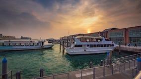 Hav Pier Port Yachts Harbour royaltyfria bilder