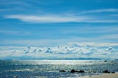 hav som sparkling Royaltyfri Fotografi