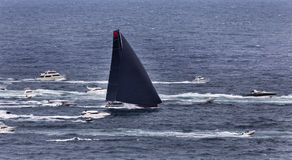 Hav Syd Hobart Leader Boats Arkivfoto