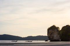 hav thailand Arkivfoto