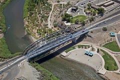 Hav till havbron, Yuma, Arizona Royaltyfri Fotografi