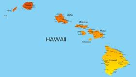 Havaí ilustração stock