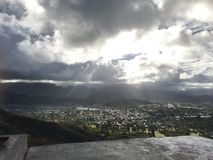 havaí Fotografia de Stock Royalty Free