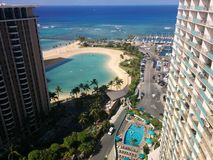 Havaí Honolulu Imagens de Stock