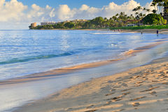 Havaí, Maui, Kaanapali Imagens de Stock Royalty Free