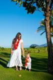 Havaí, Oahu Foto de Stock Royalty Free