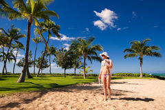 Havaí, Oahu imagem de stock