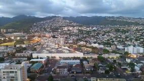 Havaí urbano Foto de Stock Royalty Free