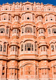 Hava mahal, Jaipur,   India. Royalty Free Stock Photo