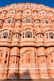 Hava mahal, Jaipur,   India. Stock Images