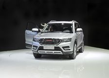 Haval Coupe C Stock Photo